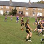 Mikey 2nd try v Harehills