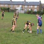 Toby 1st try V Harehills