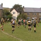 elliot 2nd try v West Bowling