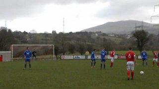 Llanrug Utd 2-2 Glantraeh (07.03.15)