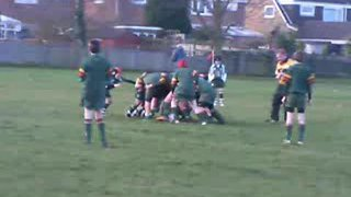 Forwards Try