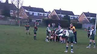 U12's in Defence