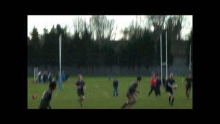 U17As v Blackheath - Sheridan's 2nd try