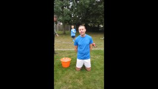 Paul Hampton's Ice Bucket Challenge