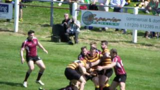 Cornwall try by Tom Notman