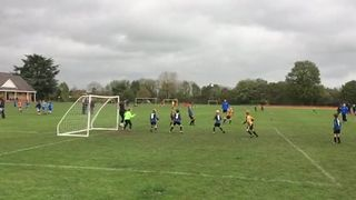 08/11/14 Jets vs Hurst Oakley Free kick