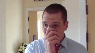 HTFC vs Cheshunt post match interview
