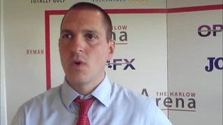 HTFC vs Bedford post-match interview