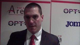 HTFC vs Waltham Abbey post-match interview