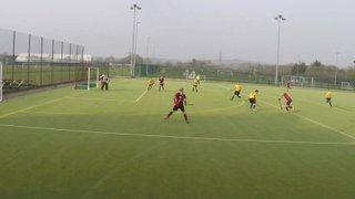 Aaron Wilkinson goal v Winchester 2s