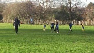Mulbarton U9'S VS Norwich Utd Highlights
