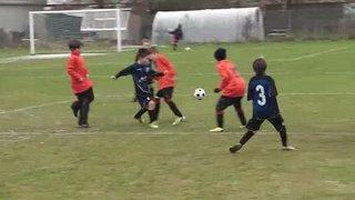 Unde9 v Costessey highlights
