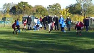 Mulbarton U10's Vs Swanton Morley HL (Away)