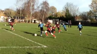 Mulbarton U10's Vs Surlingham HL (Away)