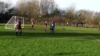 Mulbarton U10's Vs Wymondham HL (Home)