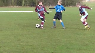 Mulbarton U10's Vs Thorpe HL (Home)