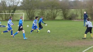 Mulbarton U10's Vs Mattishall HL (Away)