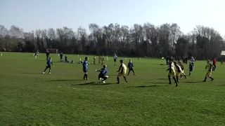 Mulbarton U10's Vs Cringleford HL (Away)