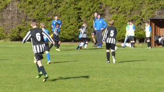 Mulbarton U11S 14 - Dereham 0. HL Video