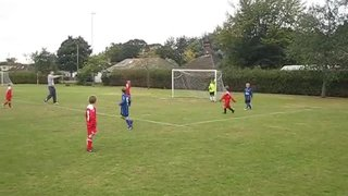 U11S first game as U8S in 2011