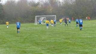 Mulbarton U11S 2 - Corinthians 4. HL Video