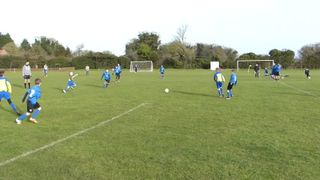 Mulbarton U11S 2 - Morley 1. HL Video