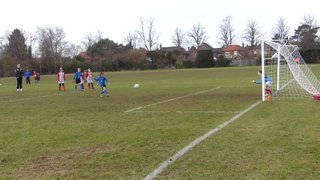 Mulbarton U11S 7 - Heigham Park 1. HL Video