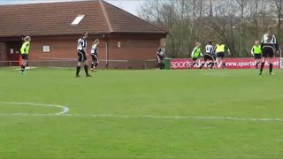 County cup final Castleford goals