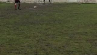 Tom Soffe's Penalty save Vs. Beno's FC