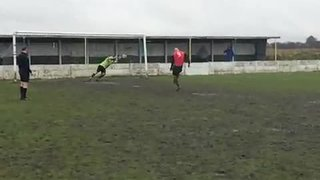 Tom Soffe's first Penalty Save vs. Beno's FC