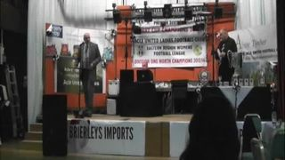 Norfolk County FA Chairman Mike Banham' s Speech