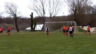 Reserves hit woodwork v Sprowston Athletic
