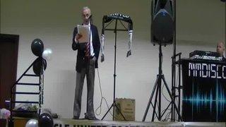 2015 Presentation Evening - David Balls Speech