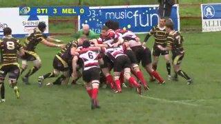 SRTV - Stirling County v Melrose 22 Oct 2011