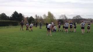 Colts v Stow - The final try