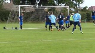 St Andrews - Mulbarton Cup (0-1) 28 September