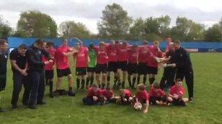 Under 17s Champions