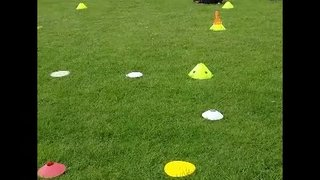 One on One session for our goalkeepers
