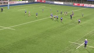 U12 Leinster A v Mosley half time game November 2015