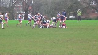 Hove XV - Try of the Month - December