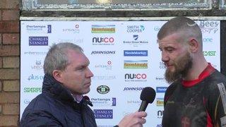 Harrogate Post Match Interview