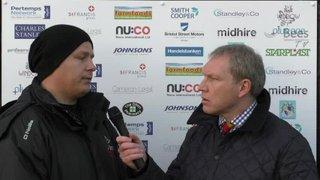 Stourbridge Post Match Interview