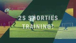 2s shorties - like a boss!