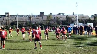 U15s A v Blackheath - Sam's Try