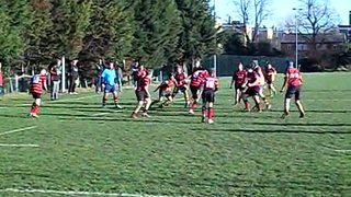 U15sA v Blackheath - Adam, great Try