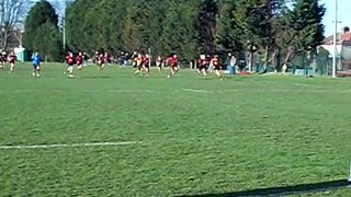 U15s A v Blackheath A - another try from Joe