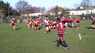 U15s A v Blackheath A - Try Joe