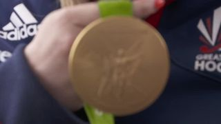 Watch gold medallist Hollie Webb and GB Coach Danny Kerry at our club
