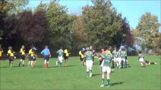 Saffron Walden u14s v Braintree - 27 Oct 13 - Second Half highlights