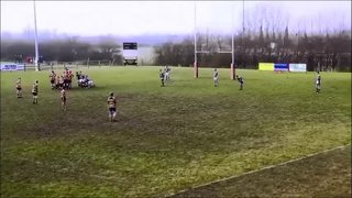 Ely v Saffron Walden under 15s - part 1